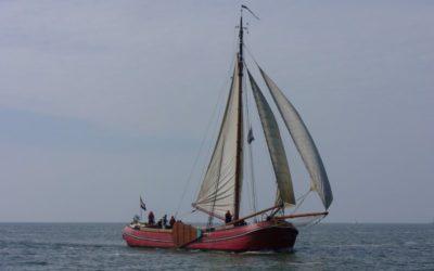 Quelli della Lola, a zonzo a vela per i quattro mari olandesi