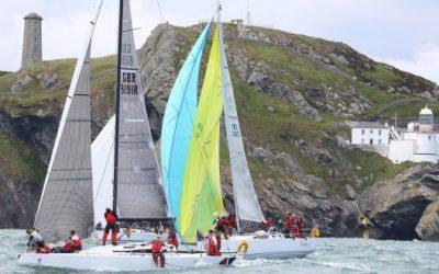Volvo Round Ireland Yacht Race 2018