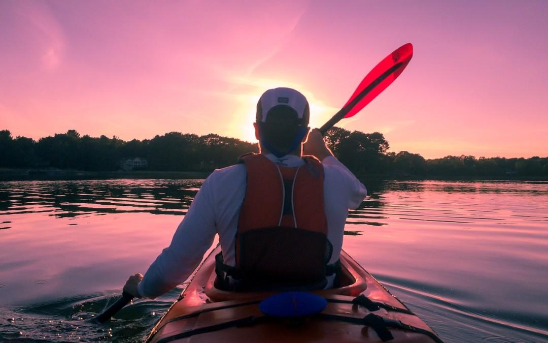 NonSoloVelisti in kayak
