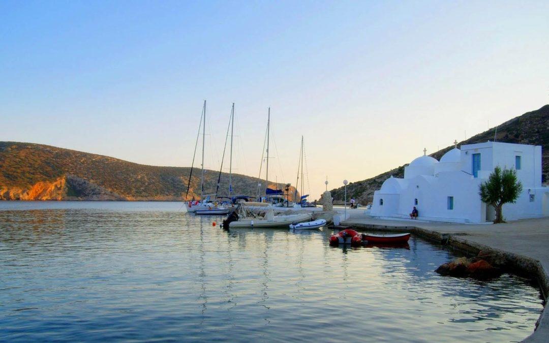 Settembre in Grecia