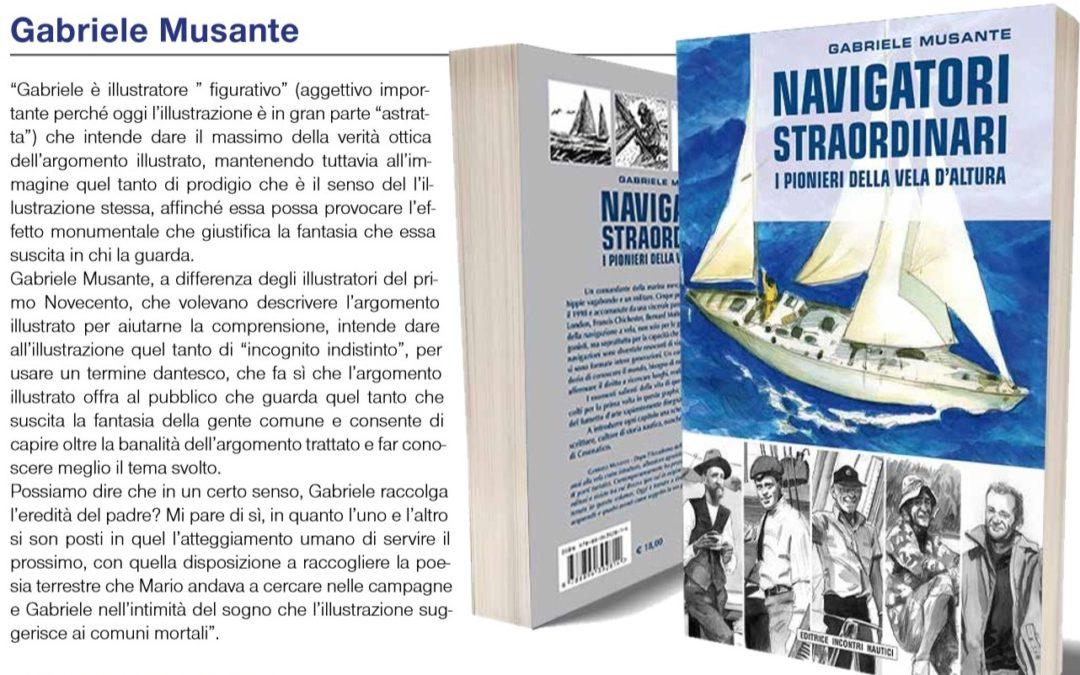 Serata con l'Autore – Gabriele Musante